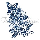 **PRE-ORDER** Tattered Lace - Dies - Blossoming Butterfly
