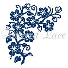 **PRE-ORDER** Tattered Lace - Dies - Cherry Blossom Brach
