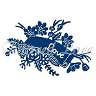**PRE-ORDER** Tattered Lace - Dies - Floral Scroll