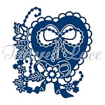 **PRE-ORDER** Tattered Lace - Dies - Melded Heart