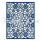 Tattered Lace - Dies - All Over Floral Panel