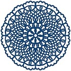 Tattered Lace - Dies - Doily Flourish