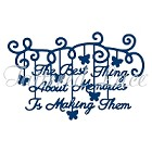 Tattered Lace - Dies - The Best Thing About Memories Is Making Them