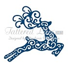 Tattered Lace - Dies - Leaping Reindeer