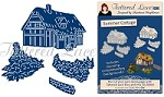 Tattered Lace - Dies - Essentials Charisma Summer Cottage + CD ROM