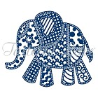Tattered Lace - Dies - Patchwork Elephant