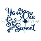 Tattered Lace - Dies - You Are So Sweet