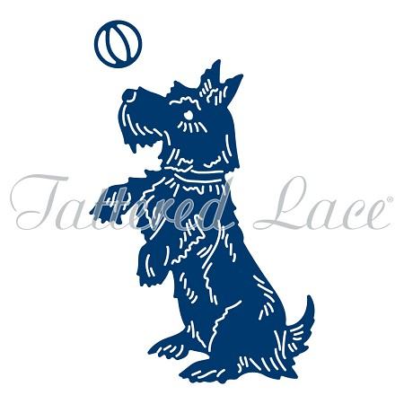 Tattered Lace - Dies - Playful Scottie