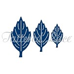 Tattered Lace - Dies - Essentials Floral Layers Leaves 4