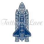 Tattered Lace - Dies - Rocket