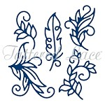 Tattered Lace - Dies - Ornamental Flourishes