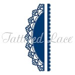Tattered Lace - Dies - Essentials Shell Border & Edger
