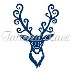Tattered Lace - Dies - Stag Head