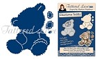 Tattered Lace - Dies - Charisma Teddy Bear + CD-ROM