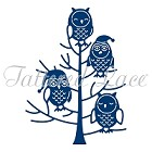 Tattered Lace - Dies - Owl Tree