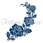 Tattered Lace - Dies - Rose Bunch