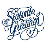 Tattered Lace - Dies - Season's Greetings
