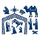 Tattered Lace - Dies - Christmas Nativity