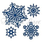 Tattered Lace - Dies - Snowflakes