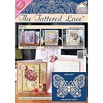 Tattered Lace - Tutorial Magazine & Die Kit - USA Exclusive Edition with Demure Butterfly die