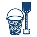 Tattered Lace - Dies - Bucket and Spade