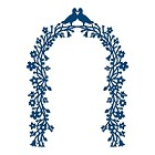 Tattered Lace - Dies - Floral Arch