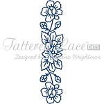 Tattered Lace - Dies - Adele Border
