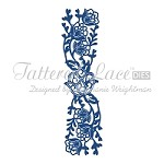 Tattered Lace - Dies - Angelique Border