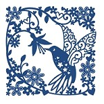 Tattered Lace - Dies - Hummingbird Tapestry