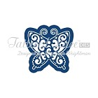 Tattered Lace - Dies - Kaleidoscope Butterfly Large