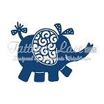 Tattered Lace - Dies - Elephant