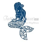 Tattered Lace - Dies - Little Mermaid