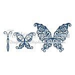 Tattered Lace - Dies - Build A Butterfly Wondrous