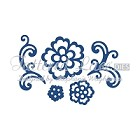 Tattered Lace - Dies - Floral Flourish & Lacy Rose