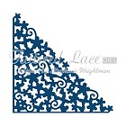 Tattered Lace - Dies - Butterfly Corner