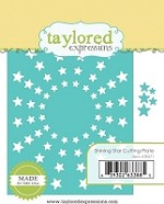 Taylored Expressions - Cutting Die - Shining Star Cutting Plate