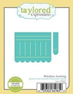 Taylored Expressions - Die - Window Awning
