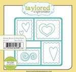 Taylored Expressions - Die - Square Block Cutting Plate