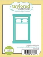 Taylored Expressions - Die - Display Window