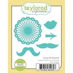Taylored Expressions - Die - Love M'stache