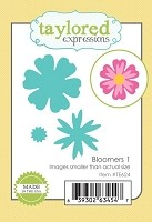 Taylored Expressions - Cutting Die - Bloomers 1