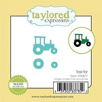 Taylored Expressions - Cutting Die - Little Bits Tractor