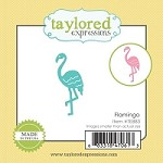 Taylored Expressions - Cutting Die - Little Bits Flamingo