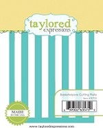 Taylored Expressions - Cutting Die - Basketweave Cutting Plate