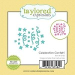Taylored Expressions - Cutting Die - Little Bits - Celebration Confetti