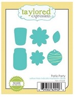 Taylored Expressions - Cutting Die - Patio Party