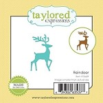 Taylored Expressions - Cutting Die - Little Bits Reindeer