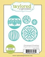 Taylored Expressions - Cutting Die - Ornament Overlays