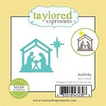 Taylored Expressions - Cutting Die - Little Bits Nativity