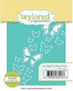 Taylored Expressions - Die - In Flight Cutting Plate